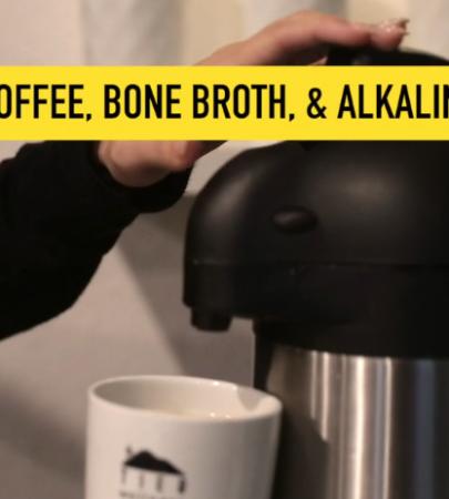 Bone Broth & Keto Coffee Bar