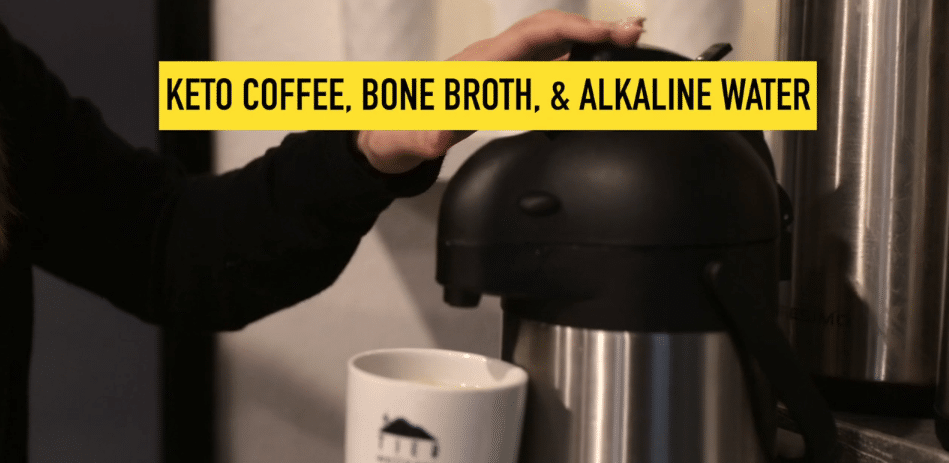 Bone Broth & Keto Coffee